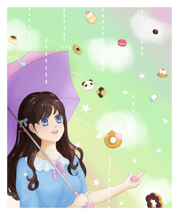 Dessert by PinkLiu