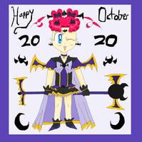 Chibi Chibi says Happy October 2020!