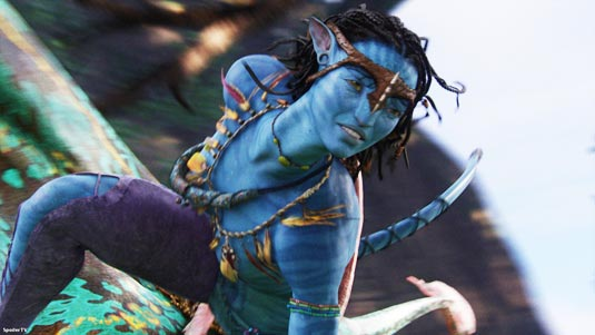 Fast archer girl -Avatar movie by Yumana