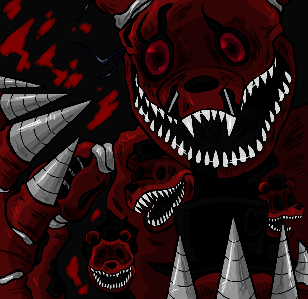 Nightmare fuel by BakuKuraRa on DeviantArt  Nightmare