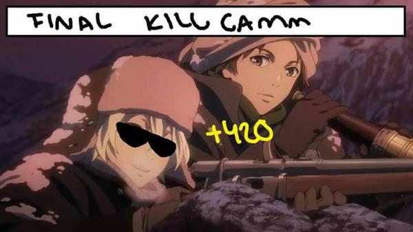 Final kill cammmm by BakuKuraRa