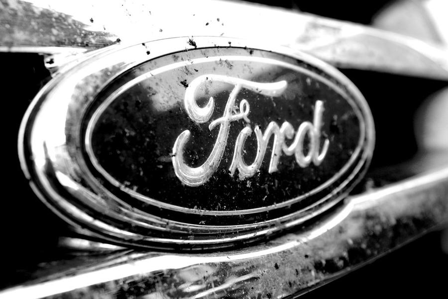 Cool Ford Emblems Most people know that ford was