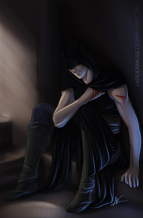 CE - In a darkened room by hiddenmuse