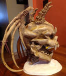 Devilman Skull WIP