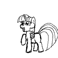 Little Twilight Animation by TanMansManTan