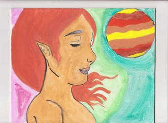 Project Venus by Aprilsweets