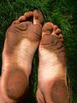 Filthy soles