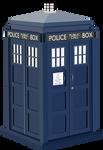 TARDIS by CenCerberon