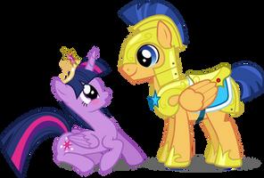 FlashLight (Pony) by CenCerberon