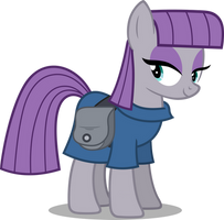 Maud Pie by CenCerberon