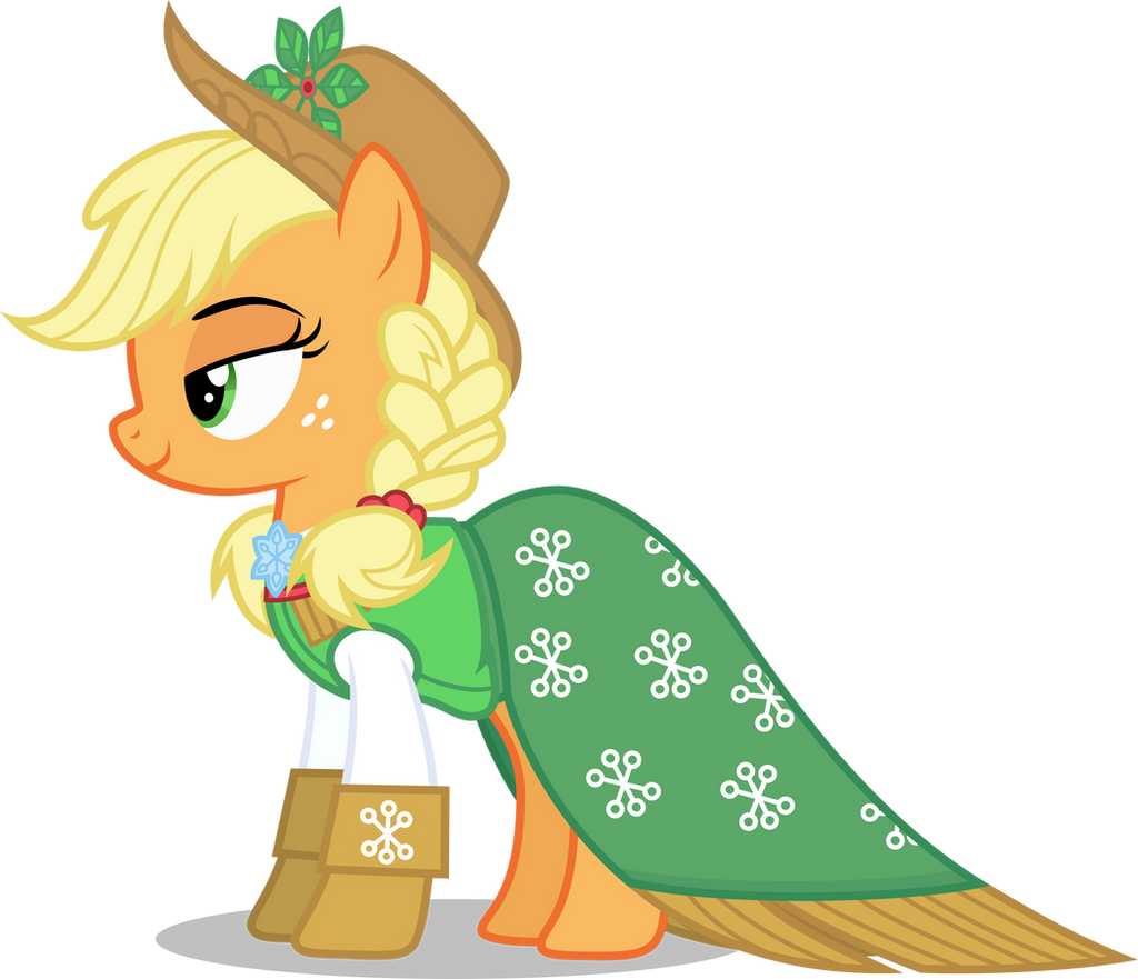 The Spirit Of Hearth S Warmin Past Applejack By