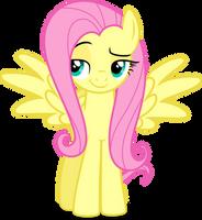 Fluttershy - Sweet Smile (Wings)