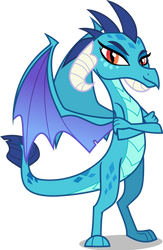 Dragon Lord Ember by CenCerberon
