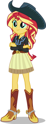 Cowgirl Shimmer