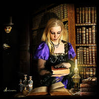 Yesss...open this book.... by Ariaocs