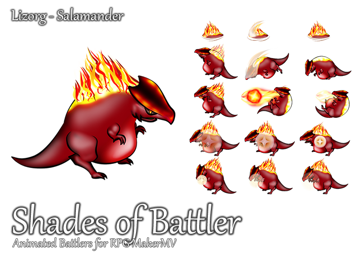 Rpg Maker Battlers: Script Position Battler RGSS2 RPG Maker