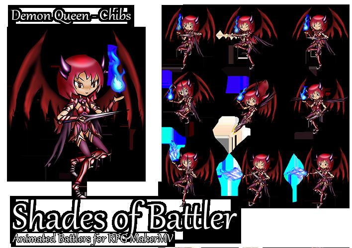 Animated Battler Rpg Maker Xp Sprites – HD Wallpapers