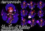 RPG Maker MV Battler - Demon Queen: Dark Chibs