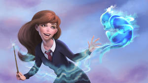 Hermione : Poketronus = Buizel