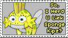 U Liek SpongeKipz by ImFeelingStampity