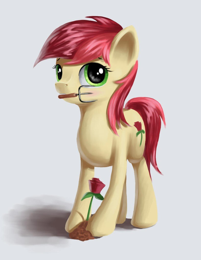 Roseluck by icefairy64