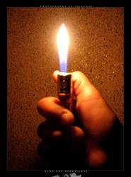 BURN THE NIGHT AWAY by iskandarz