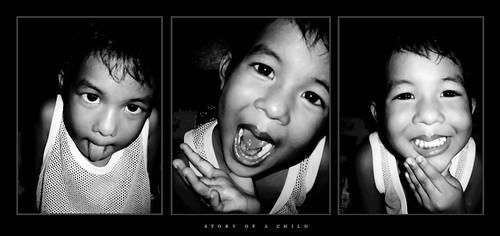 STORY OF A CHILD by iskandarz