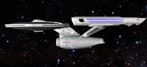 USS Emden- Port side