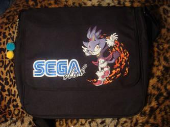 SEGA-Club Tasche : Blaze by Sega-Club-Tikal