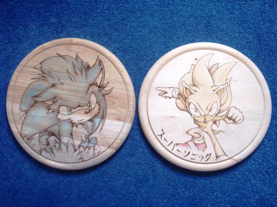 Sonic Brandbilder by Sega-Club-Tikal