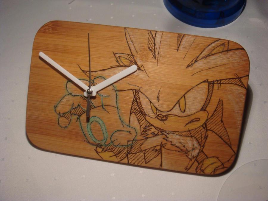 Silver controls the time ... by Sega-Club-Tikal