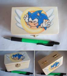 Happyhog Box by Sega-Club-Tikal