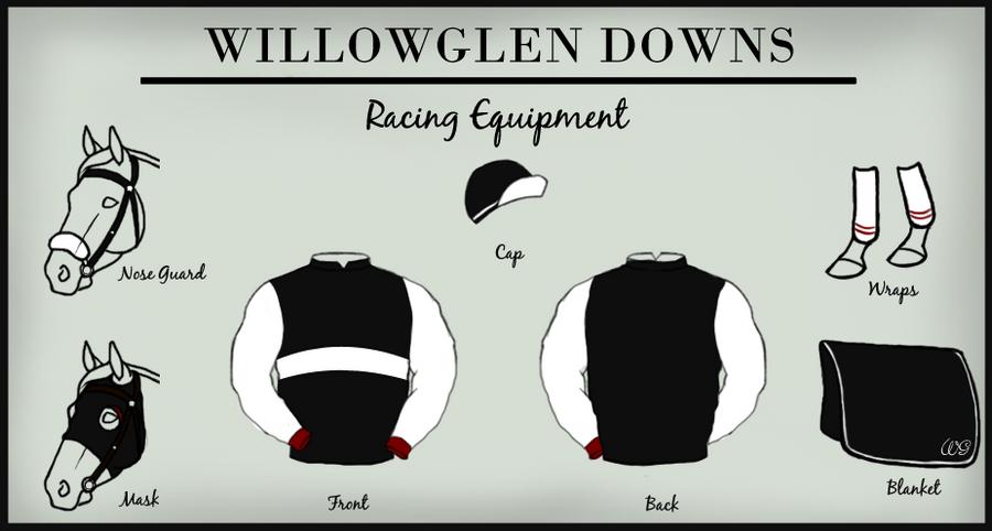 Willowglen downs racing silks by ehetere on deviantart for Jockey silks template