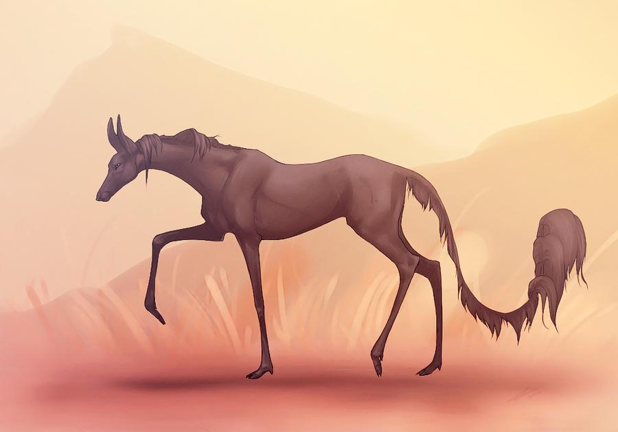 Ashling | Hind | Herd Member by Ehetere