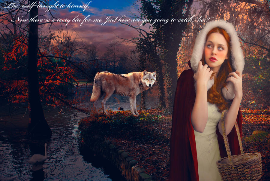 Red Riding Hood by Jory476