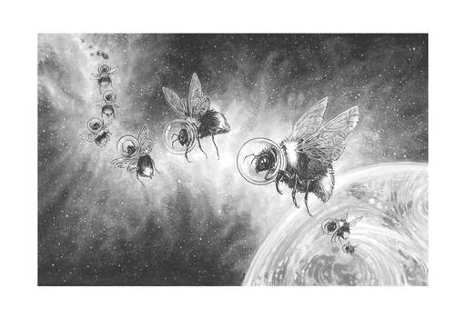 The Bees are Leaving