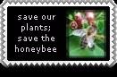 Honeybee Stamp 2 by ornithia