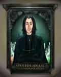Snape's Portrait