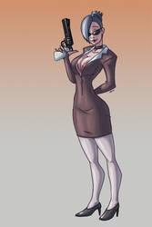 Spy by T03nemesis
