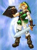 Savage Link... by T03nemesis