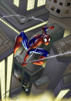 SpideyColours by T03nemesis