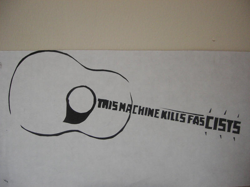 This Machine Kills Fascists by ViPERx16