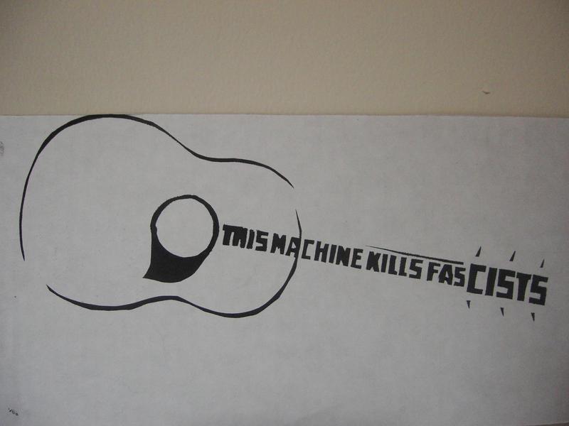 This Machine Kills Fascists by ViPERx16