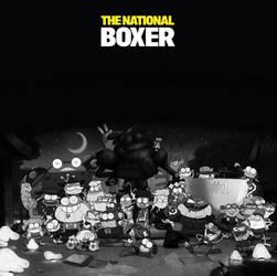 Frog Boxer by Clash-Sabbath