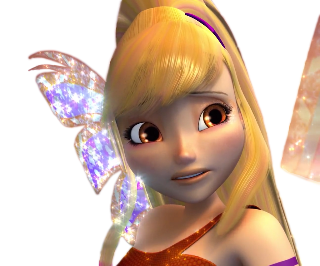 Winx club: Stella 3D sirenix by PrincessBloom93 on DeviantArt