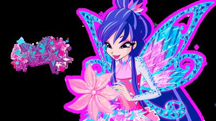 Winx Club Musa 7 season Tynix Power - PNGs! by PrincessBloom93