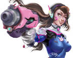 D.Va-closeup version