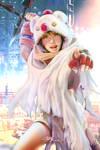 Yuffie - Final Fantasy7 Remake