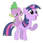 Twilight and Spike Trace