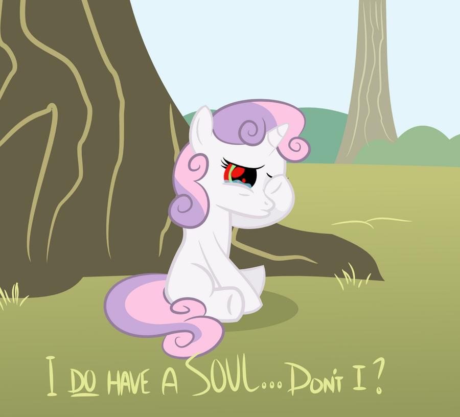 Sweetie-bot's Soul? by shadowdark3